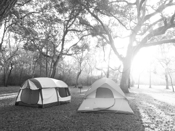 Going camping for the first time can be scary. To make the most of your experience, here are some first time camping tips.