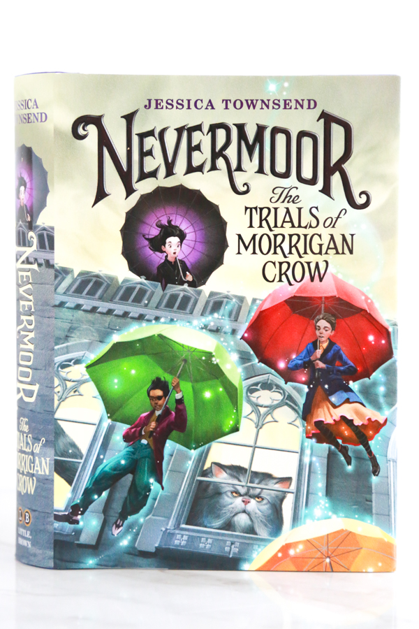 If you loved Harry Potter, you'll love this new fantasy novel, Nevermoor: The Trials of Morrigan Crow. Enter to win the Nevermoor giveaway now!