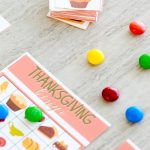 Thanksgiving Bingo | Free Printable Thanksgiving Bingo Cards