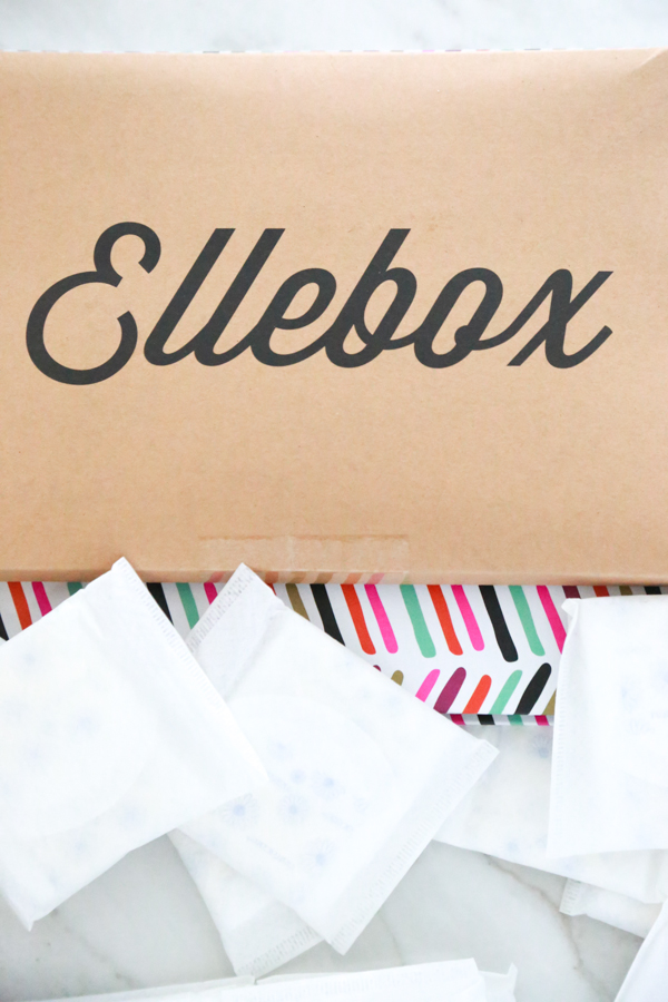 Did you know there was a monthly period subscription box? Well - there is! Ellebox is a monthly period subscription box catered to your period. Get 100% organic cotton feminine hygiene delivered to your door every month, in time, for your time, every time.