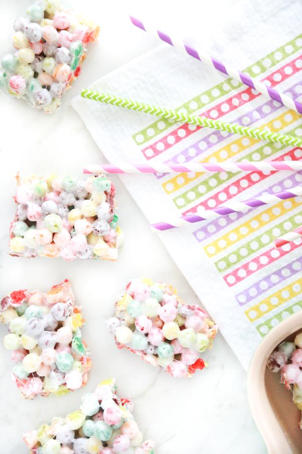 trix marshmallow treats