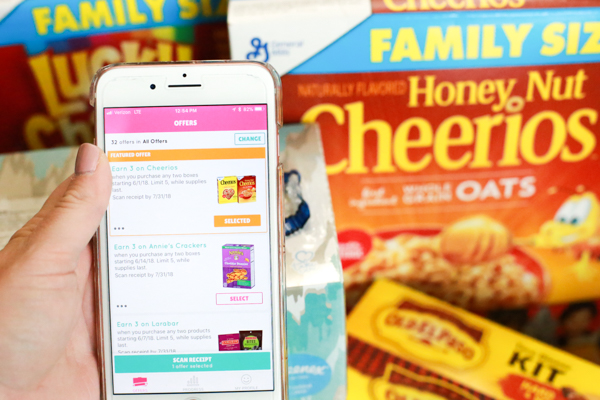 Support your child's school with extra Box Tops by downloading the Box Tops Bonus App and scanning your reciepts.