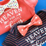 Easy DIY No Sew Bow Ties