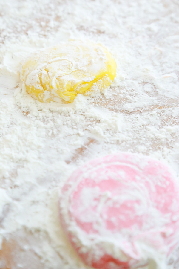 If your children love slime like mine do, they'll love this Edible Starburst Slime made using Starburst candies.
