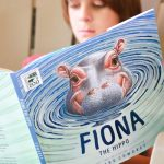 Fiona the Hippo Gift Card Giveaway