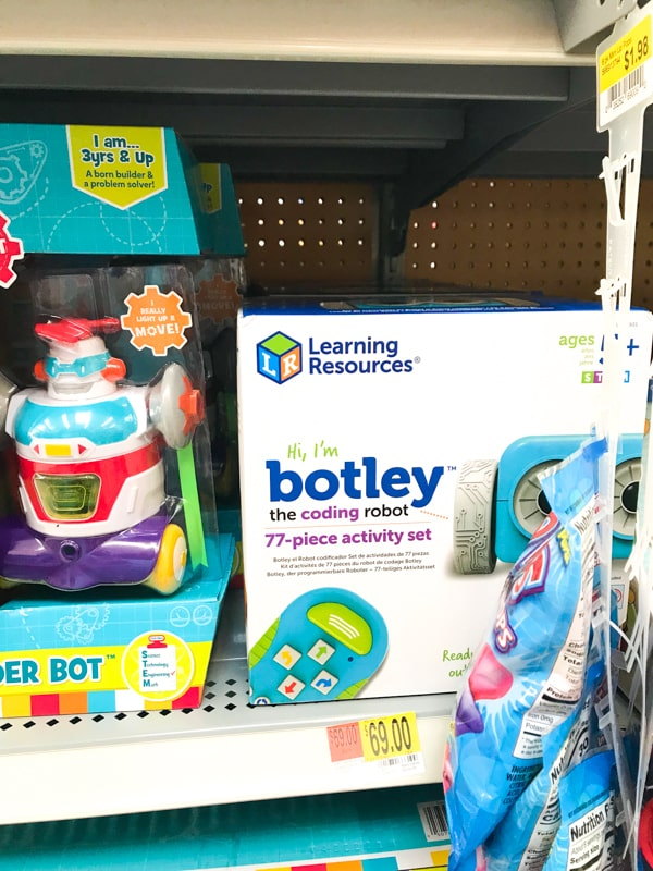 botley the coding toy at walmart