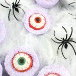 Zombie Eye Halloween Bath Bombs