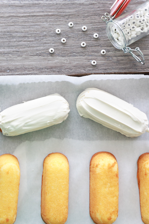 how to make mummy twinkies
