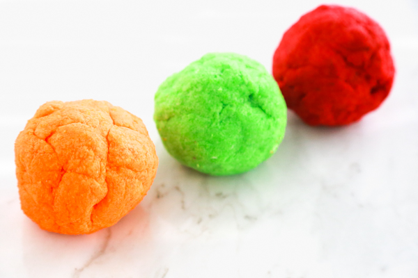 how to use jello to make play dough