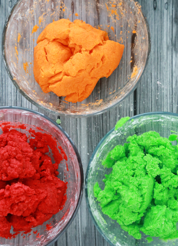 how to use gelatin to make jello play dough
