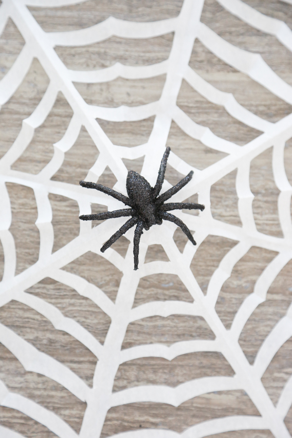 How To Make A Paper Spider Web Simply Being Mommy