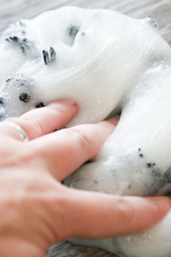 how to make spider slime