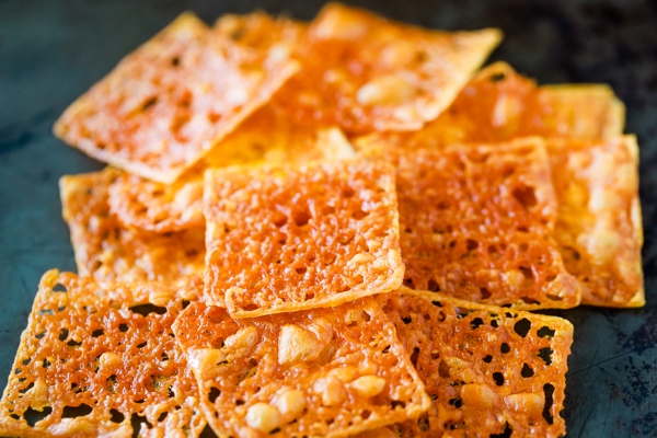keto cheese crackers recipe