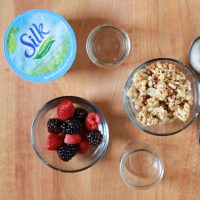 Mini Berry Breakfast Parfait