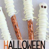 Halloween Mummy Treats