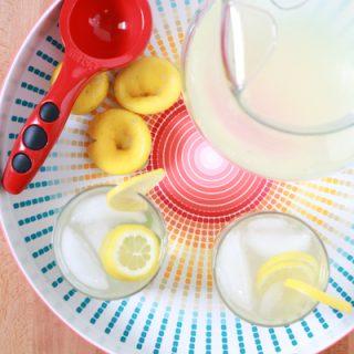 Sugar-Free Homemade Lemonade