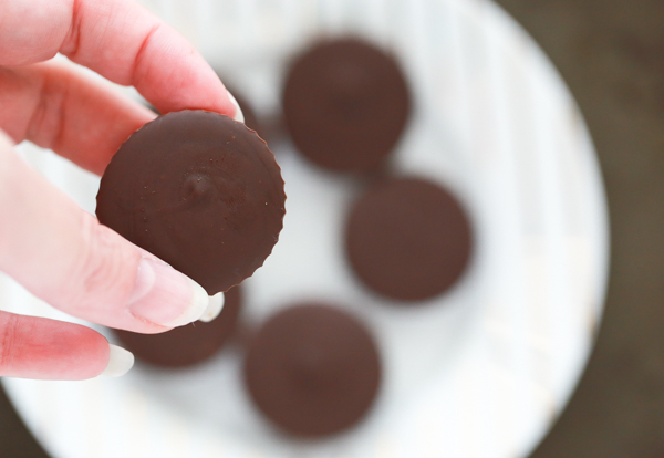 keto almond butter cups recipe