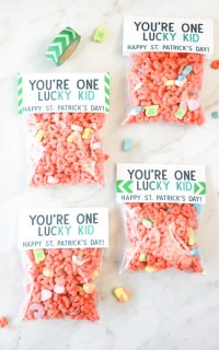 youre one lucky kid printable