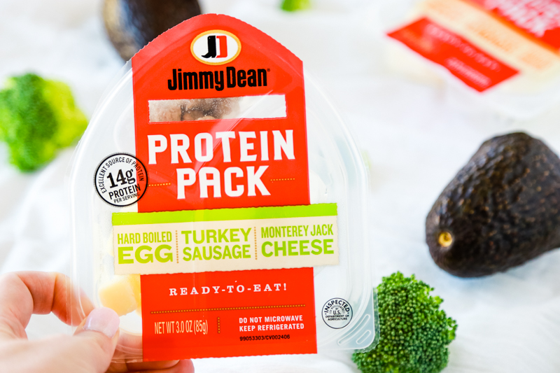 jimmy dean protein packs