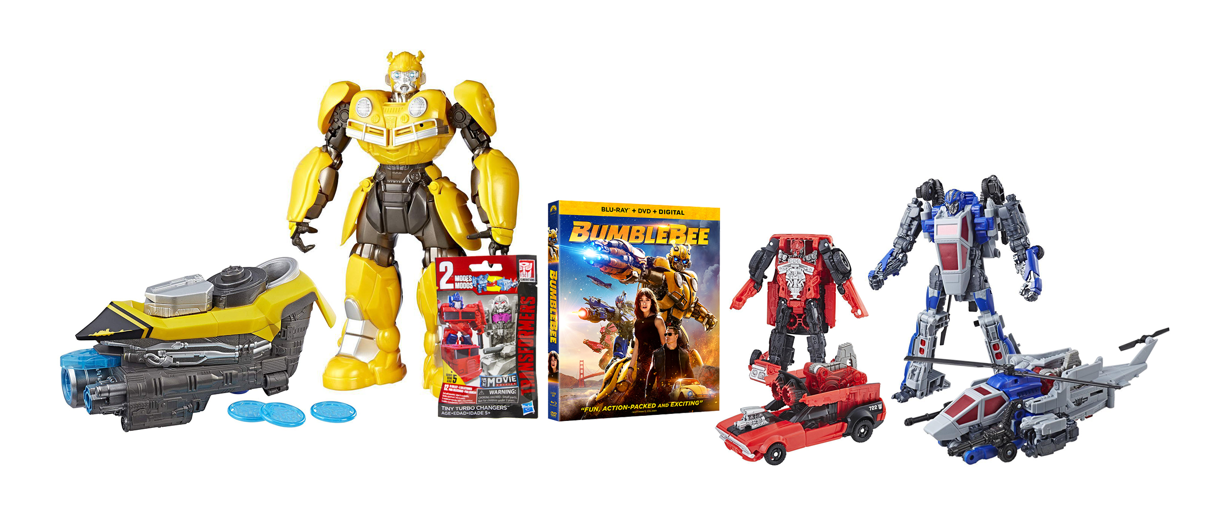 best gift ideas for Bumblebee fans
