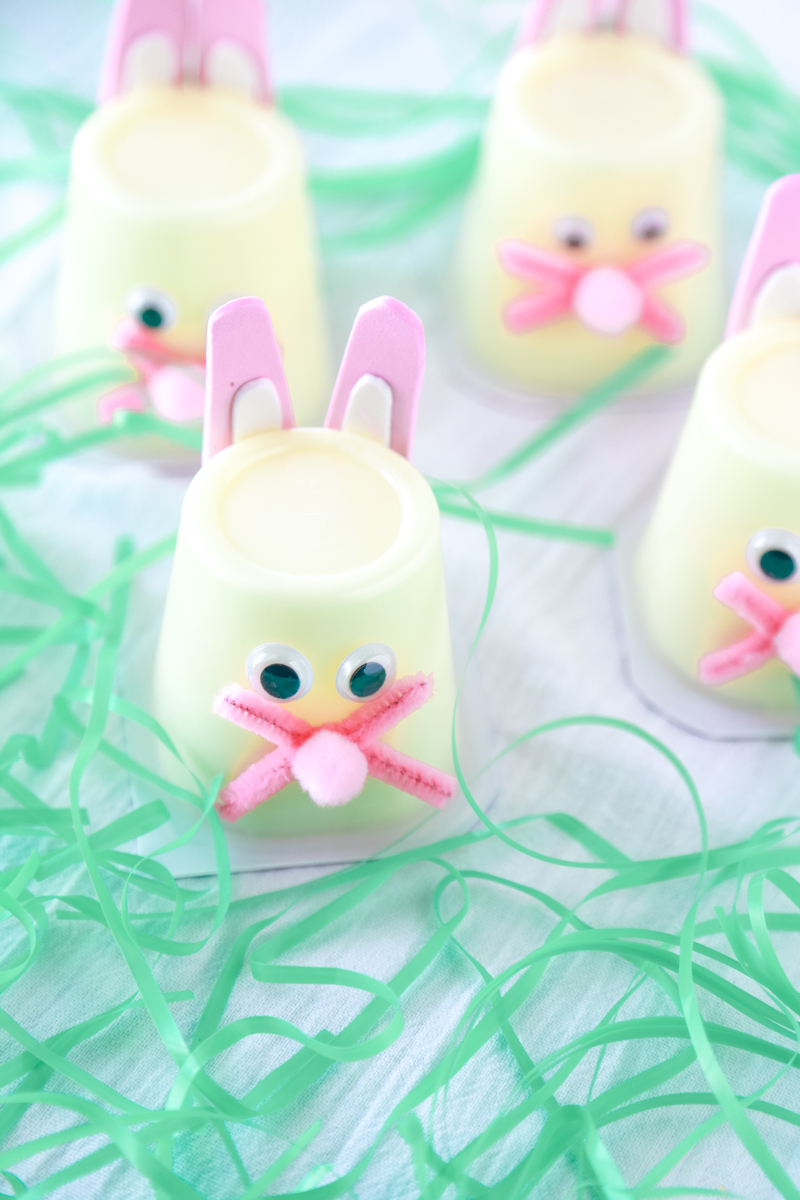 pudding cups for easter