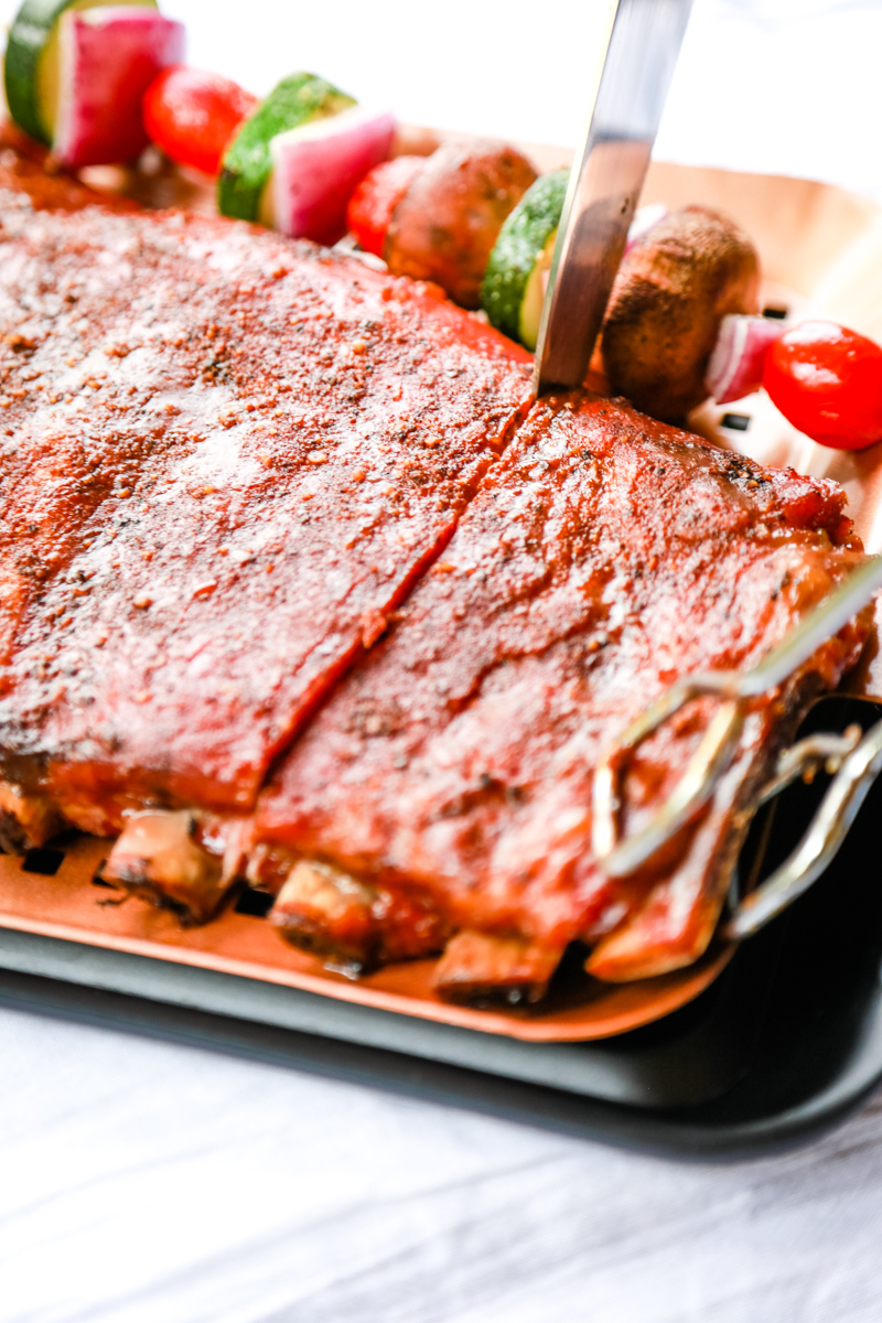 grilled pork sparerib recipe