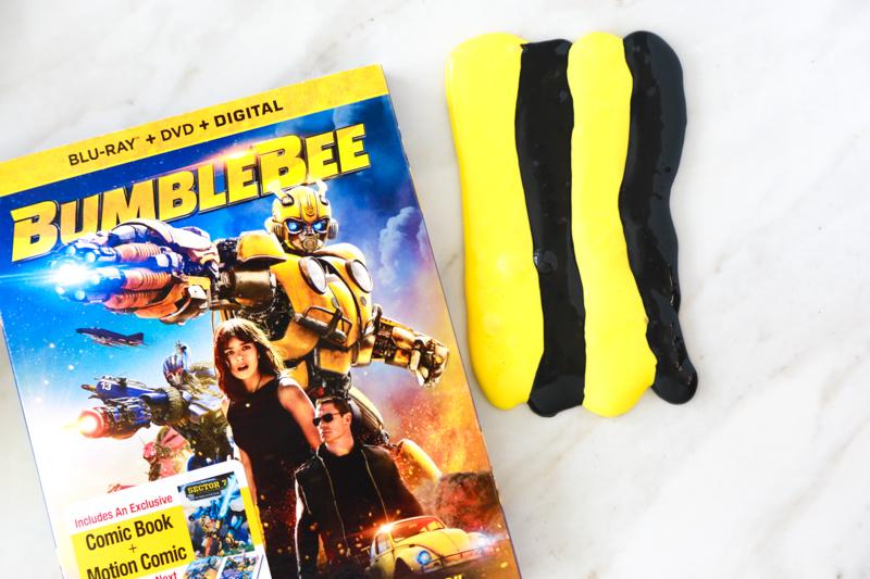 bumblebee slime