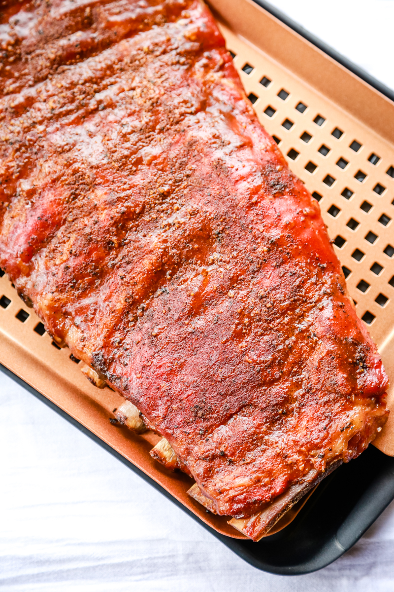 low carb grilled pork ribs recipe