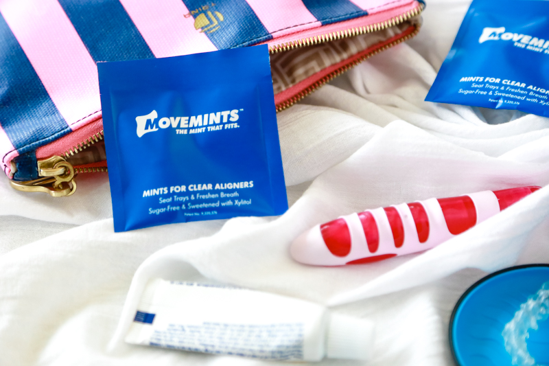movemints for clear aligners