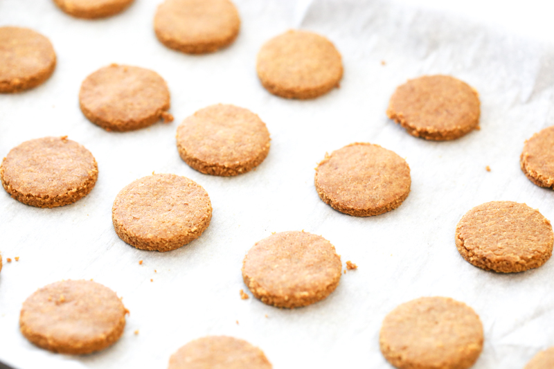 all natural dog treat recipe
