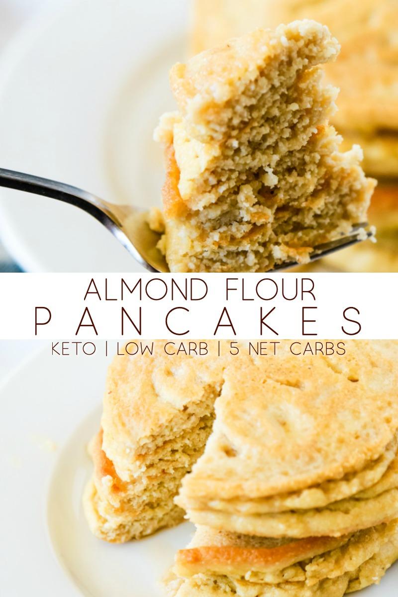 almond flour pancake recipe