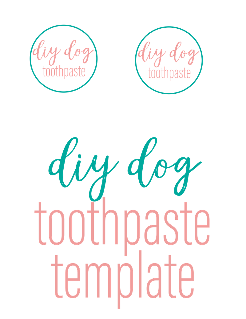 all natural dog toothpaste
