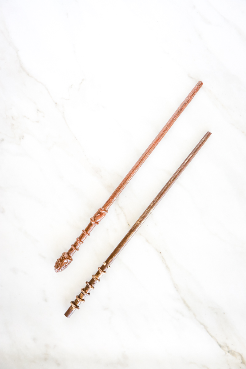 make your own harry potter wand