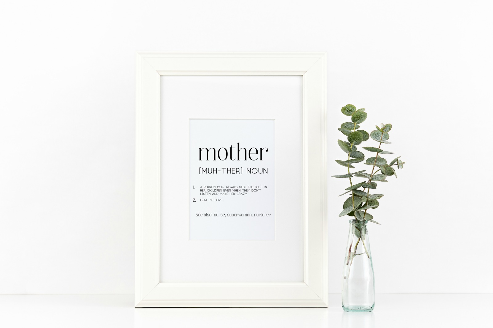 mother definition art