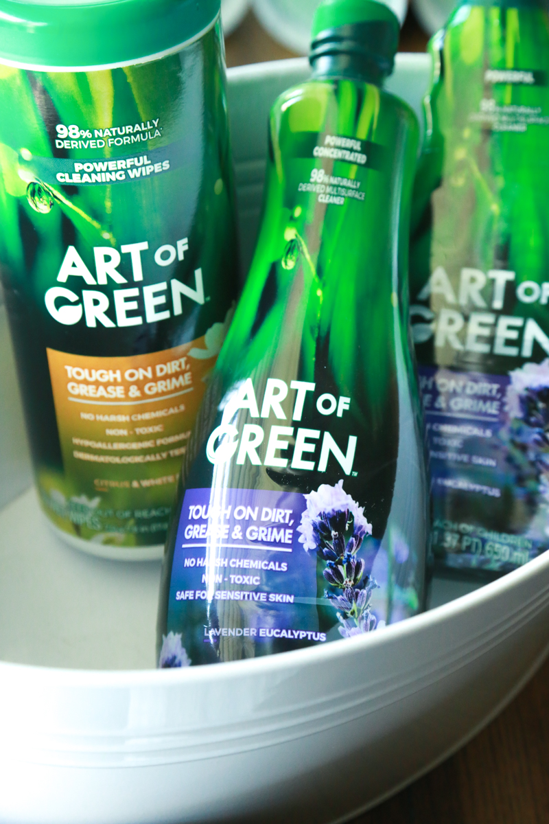 art of green