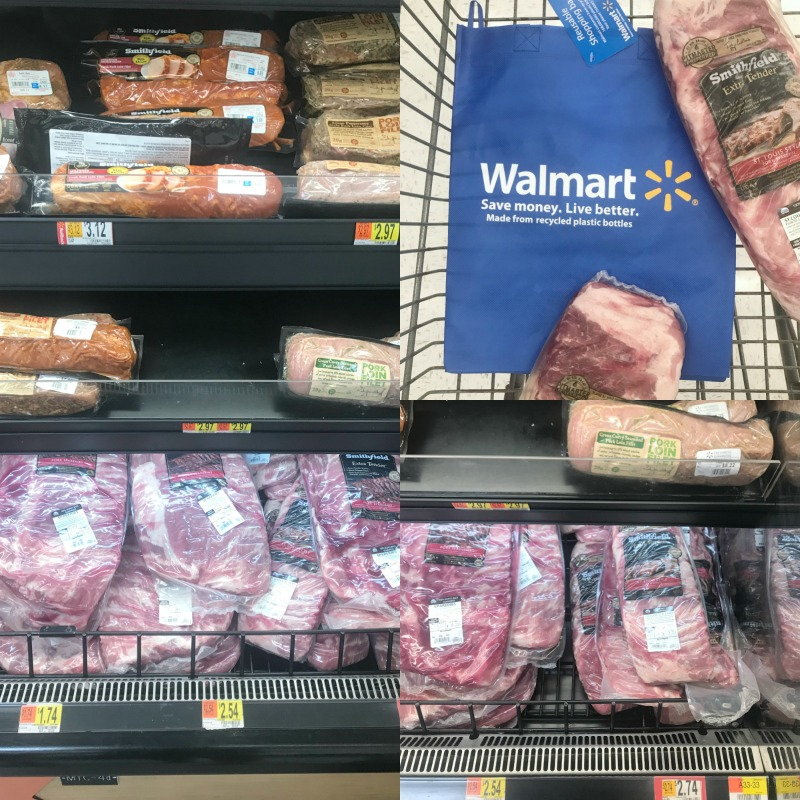 fresh pork at walmart