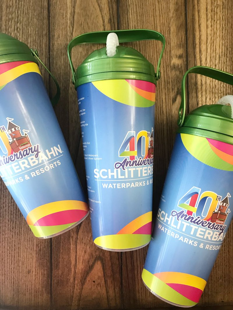 schlitterbahn unlimited fountain drink package