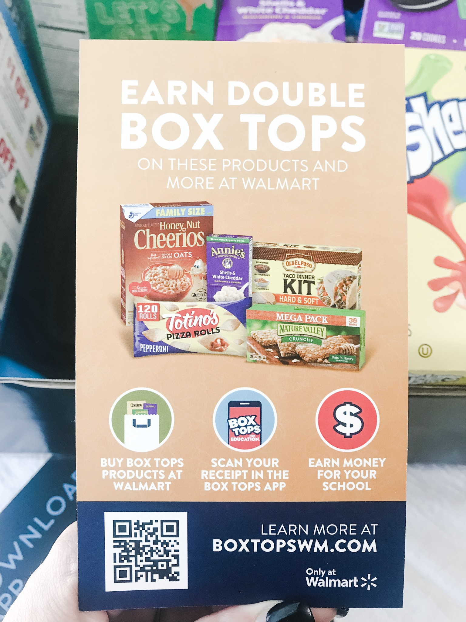 box tops for education has gone digital