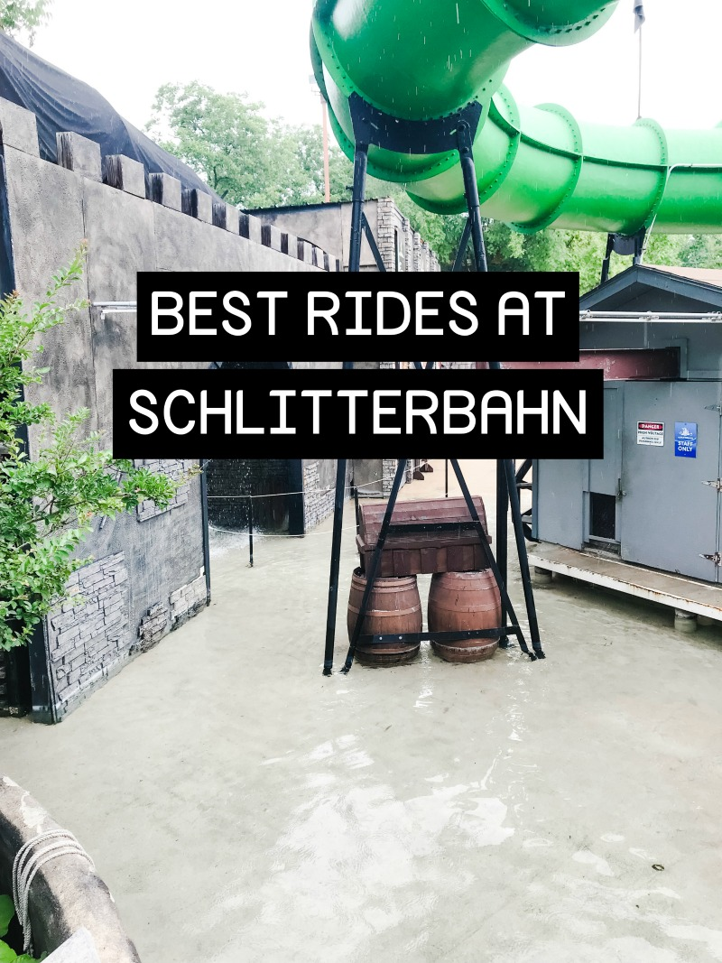 best rides at schlitterbahn