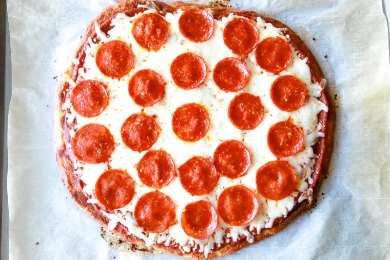 fat head dough pizza